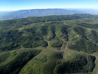 Colorado - Top of Roan Plateau - Public Lands in Contention for leasing
