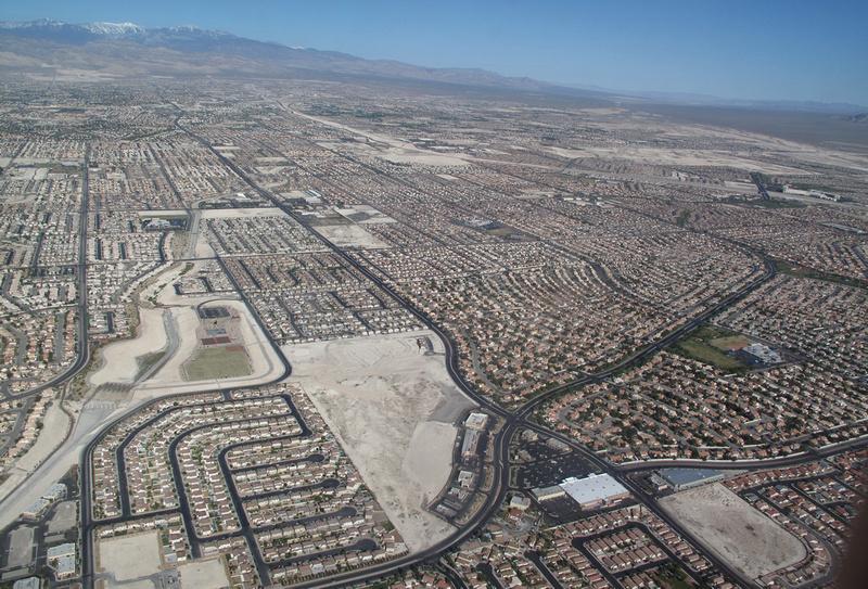 the issue of urban sprawl