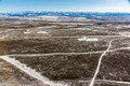 Pinedale Anticline Natural Gas Fields and Wind River Range