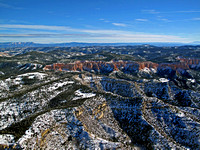 Sunset Cliffs – West of Bryce Canyon National Park