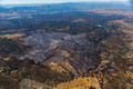 Hill Fire near San Luis Obispo